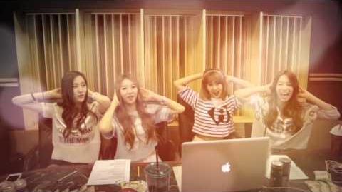 베스티(BESTie) - 별처럼(Like a star) (Music Video)