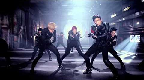 B.A.P - ONE SHOT (Jap Ver