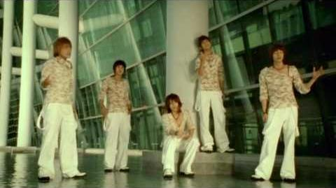 DBSK - Whatever They Say (Acapella)