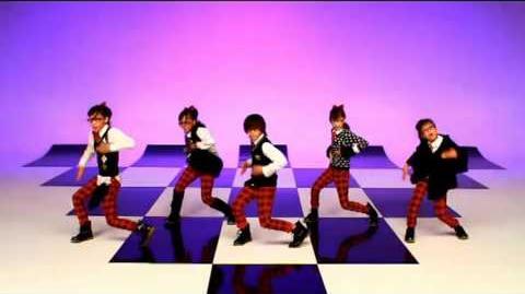 Dream5 Nebarunoda dance