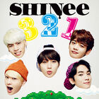 SHINee 3 2 1 Cover