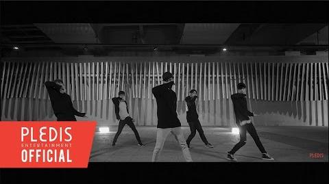 NU'EST - Look(A Starlight Night) (Choreography Video)