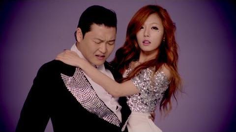 PSY - Gangnam Style (Feat Hyuna)