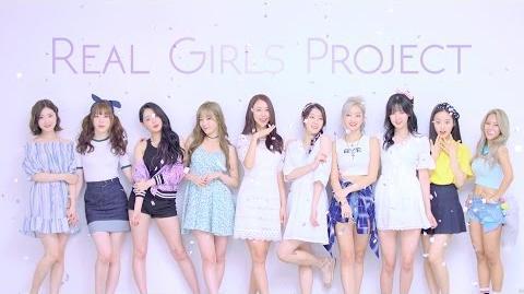 "Real Girls Project(리얼걸스 프로젝트) Official MV ""Dream"""