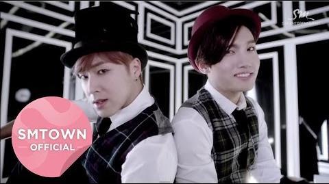 TVXQ! 동방신기 수리수리 (Spellbound) Music Video 2nd Version