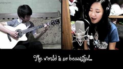 (Narsha) I'm in Love - Megan Lee ft. Sungha Jung