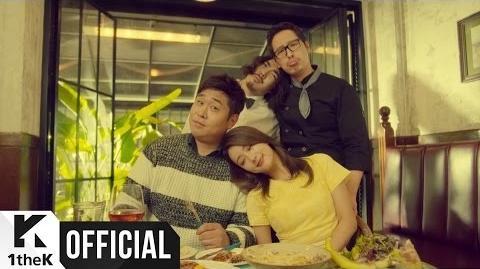 MV YOON HYUN SANG(윤현상) Let's Eat Together(밥 한 끼 해요) (Feat
