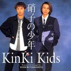 Kinki Kids . Glass no Shounen-CD