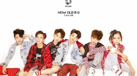 "BOY STORY 1st Single ""HOW OLD R U"" M V"