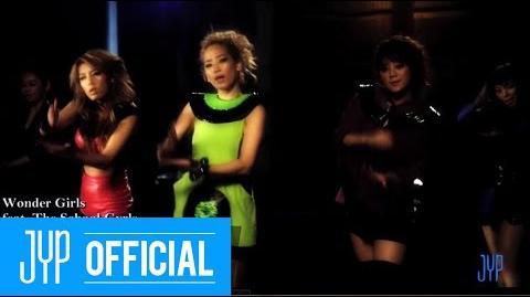 "Wonder Girls ""The DJ Is Mine"" M V"