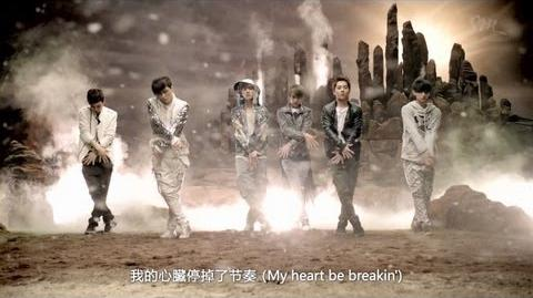 EXO-M - History (Chinese Version)