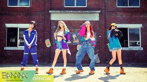 EXID(이엑스아이디) '내일해' 댄스 퍼포먼스('LADY' Performance Video)
