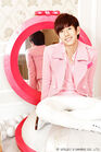Minwoo-pink santa