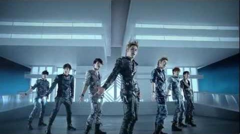 INFINITE - Be Mine (Japanese Ver)