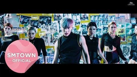 TAEMIN 태민 'MOVE' 2 Performance Video (Solo Ver