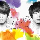 Jae Joong&Micky Yoochun-COLORS~MelodyandHarmony~