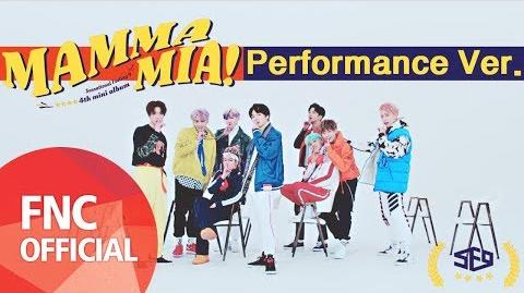 SF9 - MAMMA MIA Performance Video