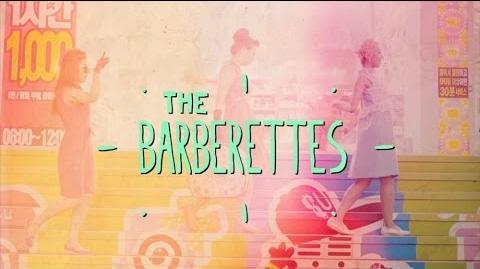 The Barberettes - Like I Do