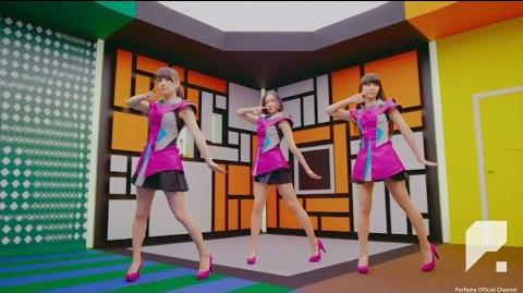 MV Perfume 「Magic of Love」-0