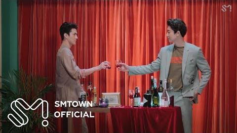 STATION X 찬열 (CHANYEOL) X 세훈 (SEHUN) 'We Young' MV