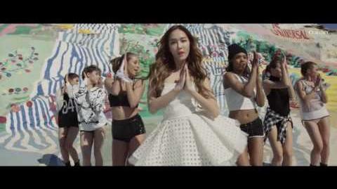 Jessica - Fly (English Ver