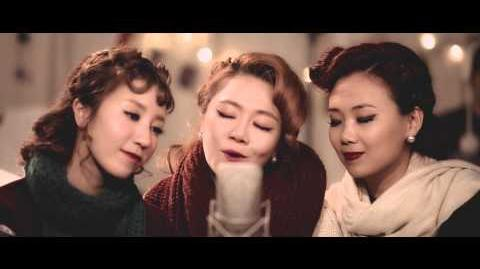 The Barberettes - Hun Hun Christmas