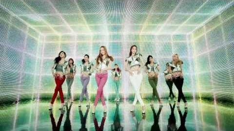 Girls' Generation - Galaxy Supernova-0