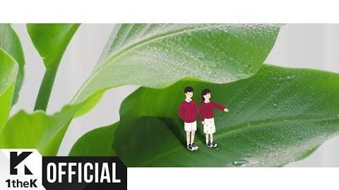 MV Eric Nam, CHEEZE(에릭남, 치즈) Perhaps Love(사랑인가요)(Prod