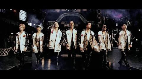三代目 J Soul Brothers from EXILE TRIBE Feel So Alive