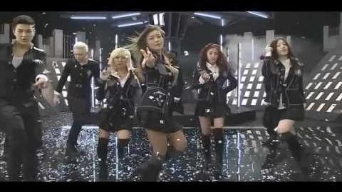 HD CO-ED SCHOOL (남녀공학) - Too Late (Part. 2) Dance Ver