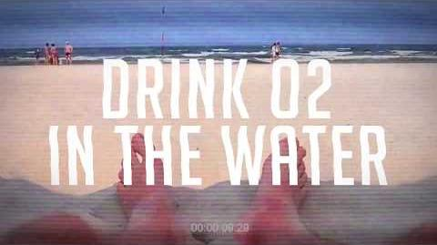 Drug Restaurant(드럭 레스토랑) - Drink O2 in the water M V