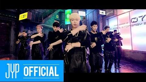 "GOT7 ""Stop stop it(하지하지마)"" M V Dance Ver."