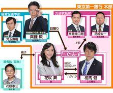 Hanasakimai-chart