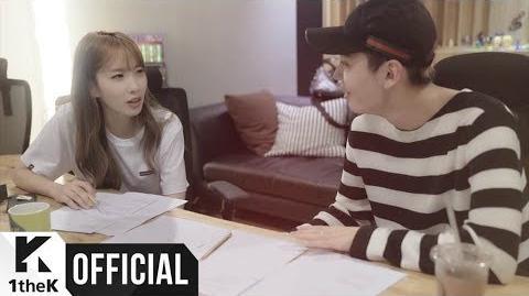 MV Jisook, Ilhoon(지숙, 일훈) Baesisi(배시시)