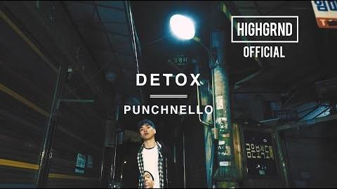 LIVE Clip PUNCHNELLO - Detox