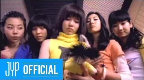 """Wonder Girls """"Irony"""" M V"""