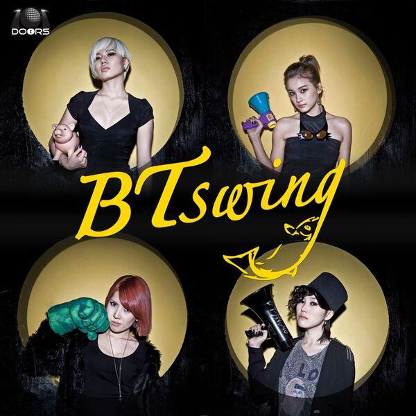 Btswing portada single