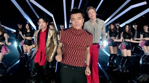 "J.Y. Park - ""Fire"" feat"