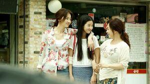 Three Runaway GirlsKBS2014