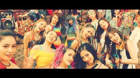 E-girls - Let's Feel High feat