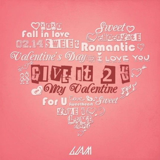 Give It 2 U Heart