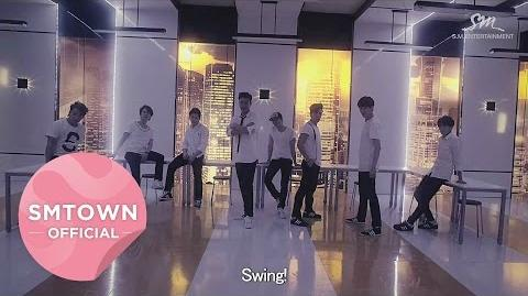 Super Junior M - Swing (Chinese Ver