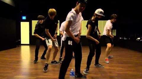 SR15B - 0701 Dance Practice