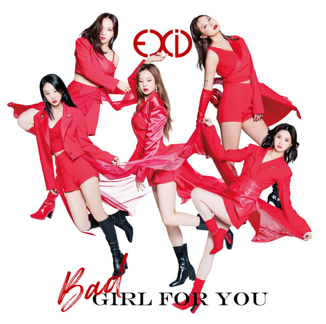 EXID-Bad Girl For You
