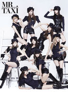 Girls' Generation MR.TAXI Repackage Cover