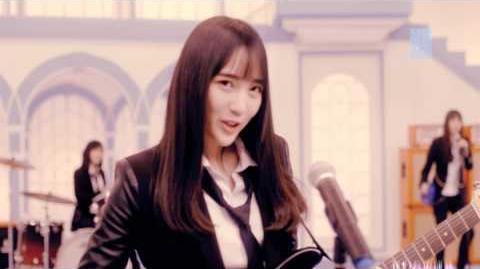 SNH48 官方MV《青春的约定》剧情版 Give Me Five!MV