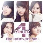 4minute - first dreams come true cd only