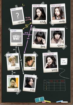 Seonam Girls' High School InvestigatorsJTBC20147