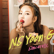 NS Yoon-G - Sincerely,