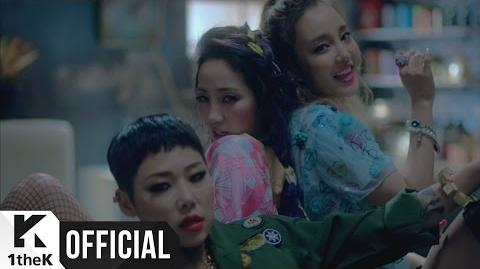 Younha X HA TFELT X Cheetah - Get It?